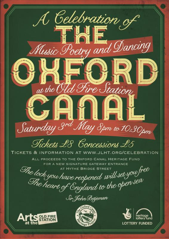 Celebrating The Oxford Canal